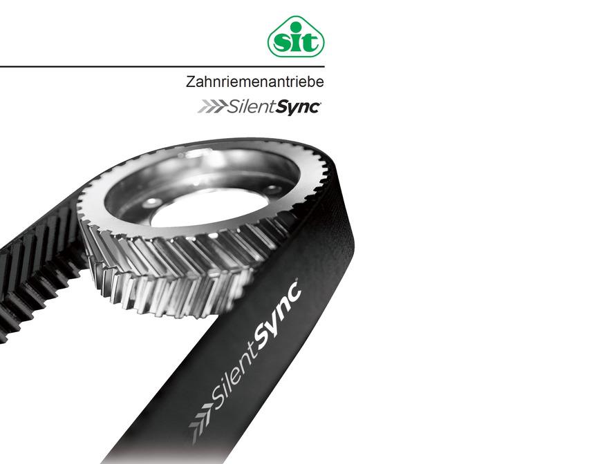 Logo ContiTech SilentSync Zahnriemen