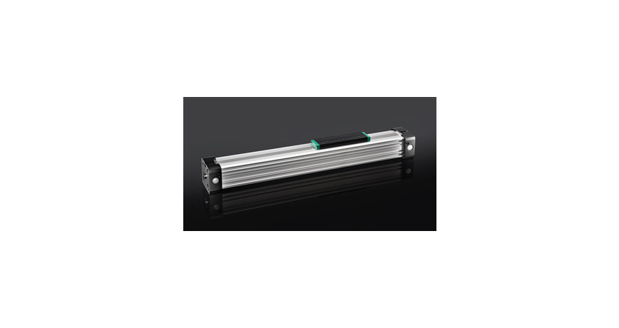 Logo Double acting rodless cylinder - PLF the flat