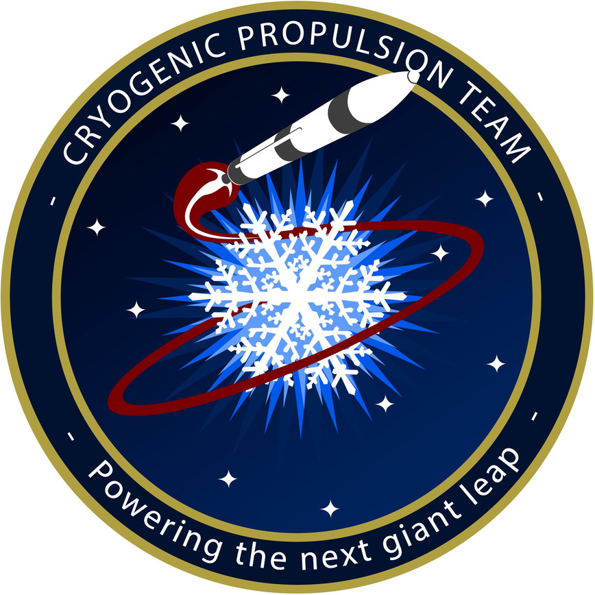 Logo DARE - Cryogenic Propulsion Project