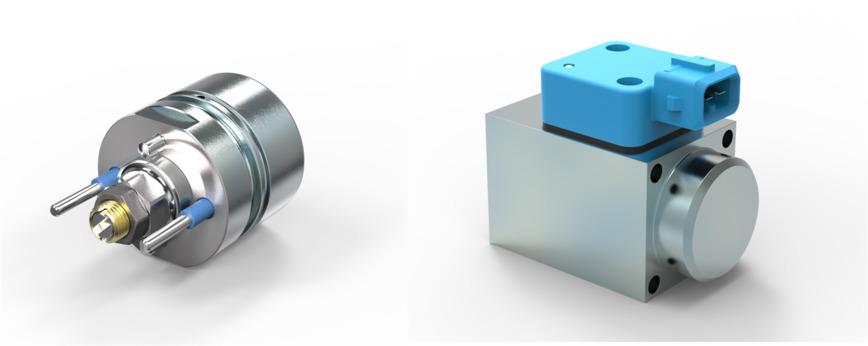 Logo Magnete für Großdieselmotoren