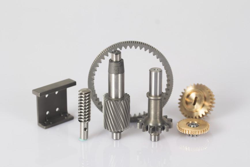 Logo High precision metal gears