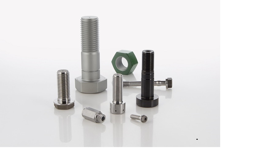Logo Hot forged special bolts and screws