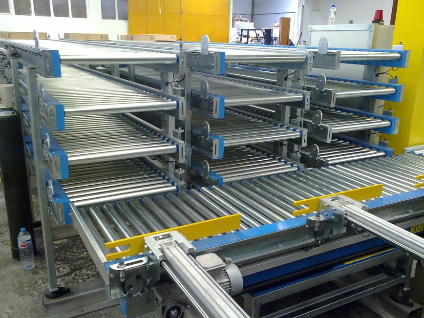 Logo Roller conveyors