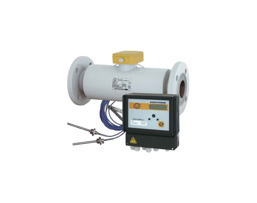 Logo Ultrasonic heat and cold meters in water SONOTHERM SN3030