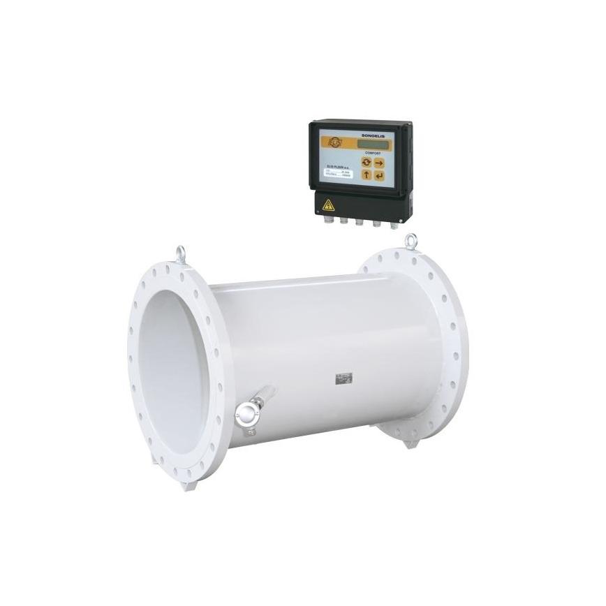 Logo Ultrasonic flowmeters SONOELIS SE401X and SE402X