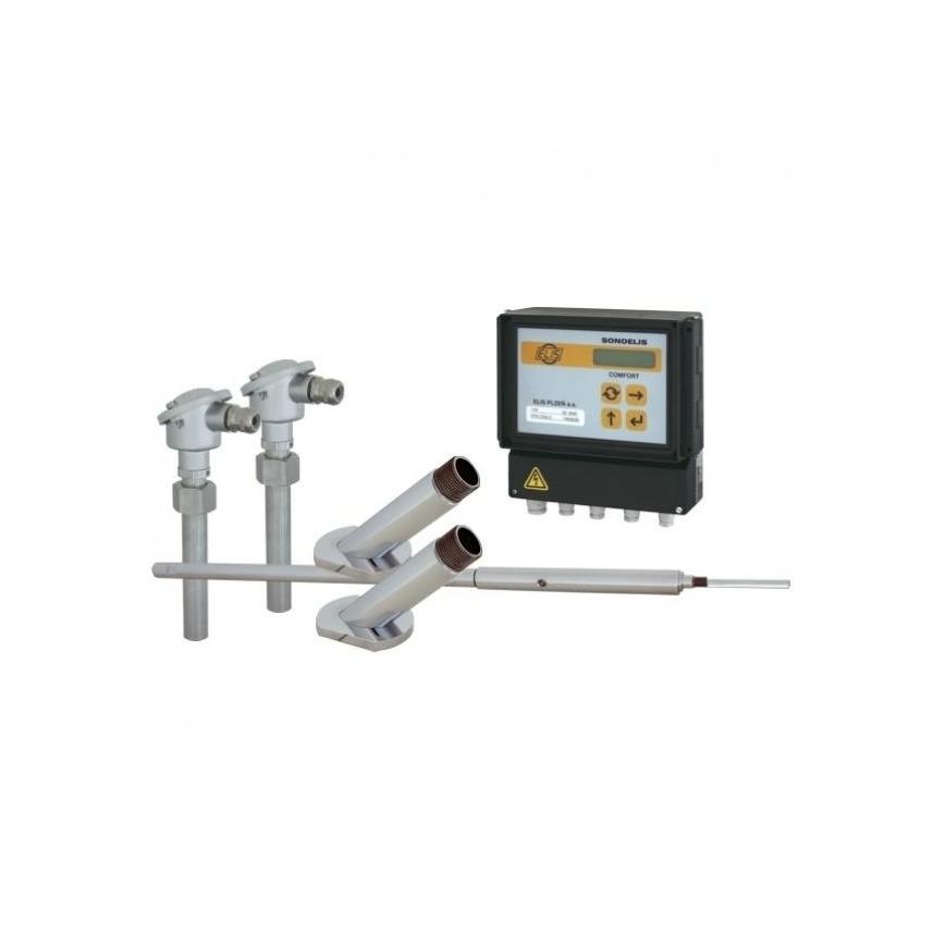 Logo Ultrasonic flow meters SONOELIS SE80XX