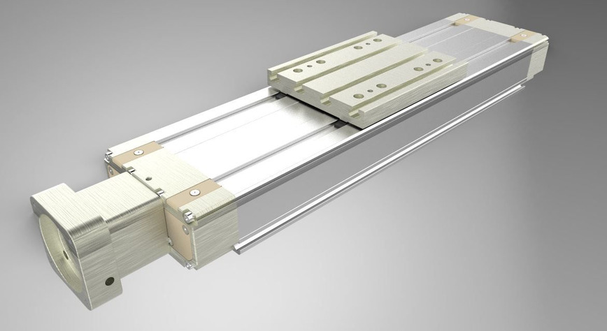 Logo LINEAR MODULES and ELECTRIC CYLINDERS