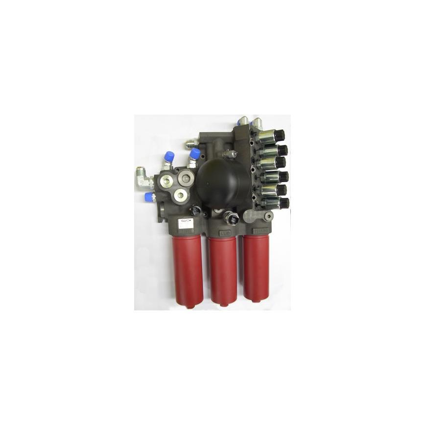 Logo HYDAC Proportionale Ventiltechnik in Hochleistungs-Getrieben