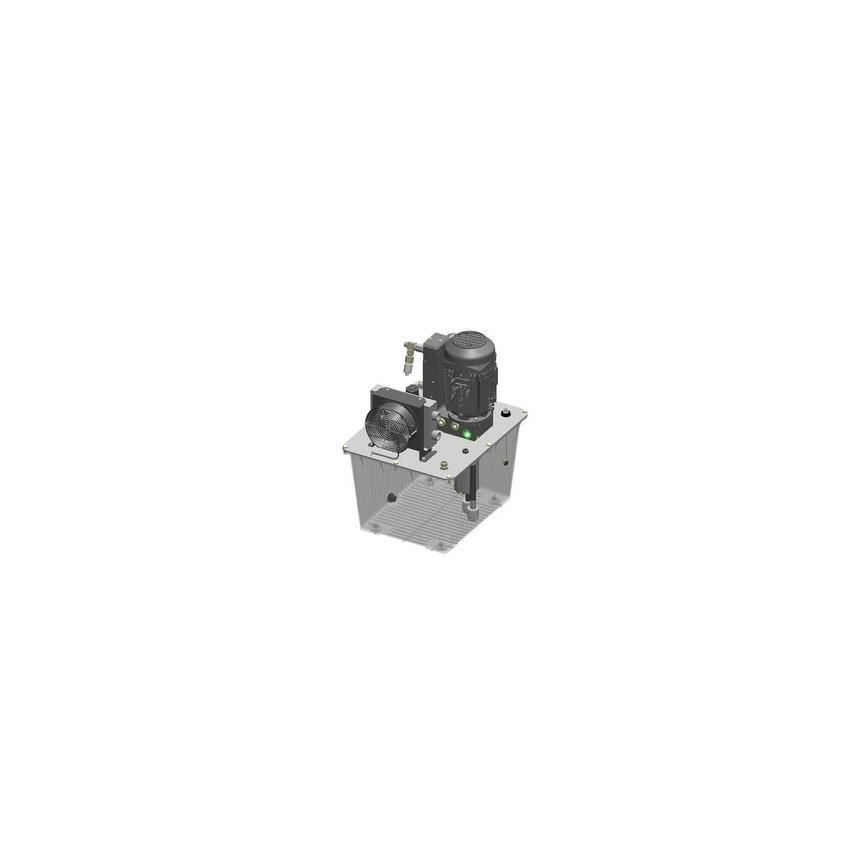Logo HYDAC Wechselstrom Compact Aggregate CO3 für Werkzeugmaschinen