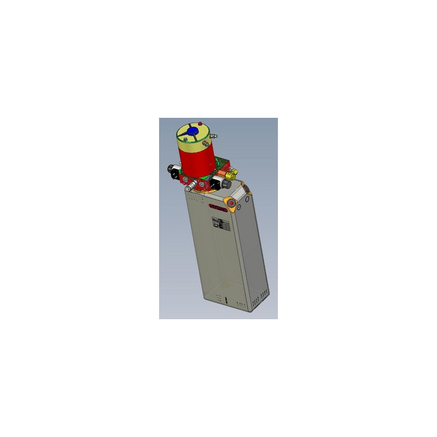 Logo HYDAC Compact Power Unit DC1 fpr mobile applications