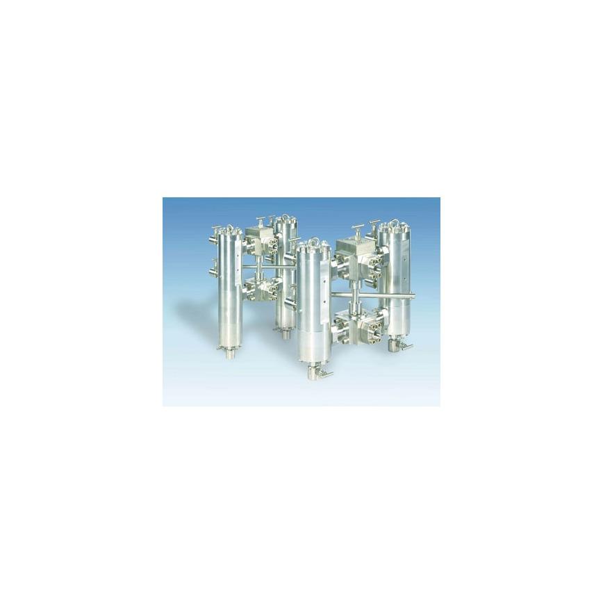 Logo HYDAC Gas-Coalescer Filter (GCF) für Sperrgassysteme