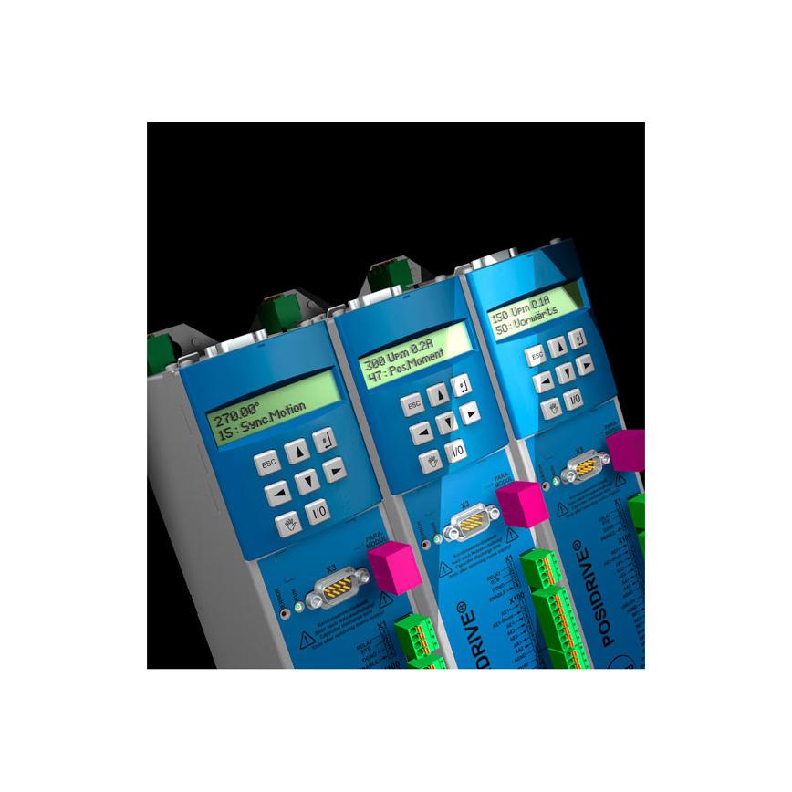 Logo Frequenzumrichter FDS 5000