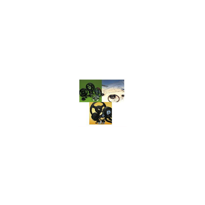 Logo Keilriemen und -scheiben