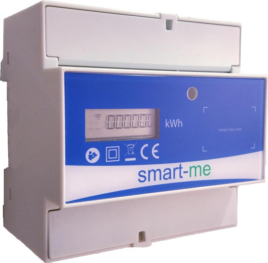 Logo smart-me 3-Phase Meter