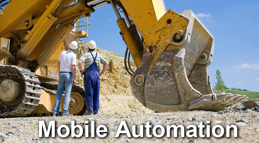 Logo Mobile Automation