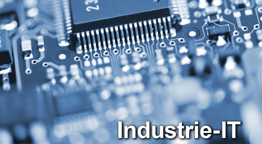 Logo Industrie-IT / Embedded Systems