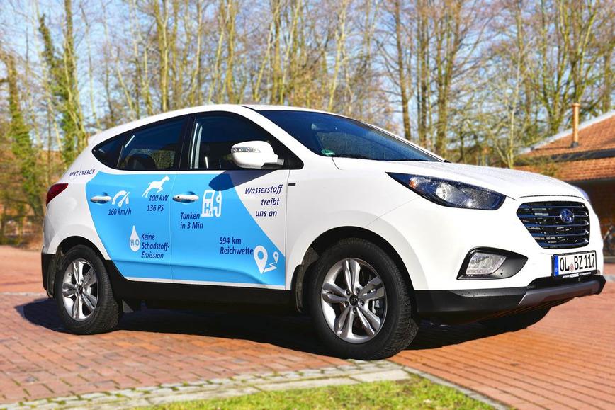 Logo Fuel Cells - Mobility