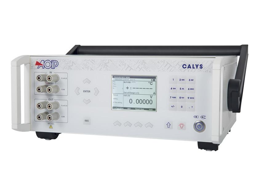 Logo Documenting multifunction calibrators