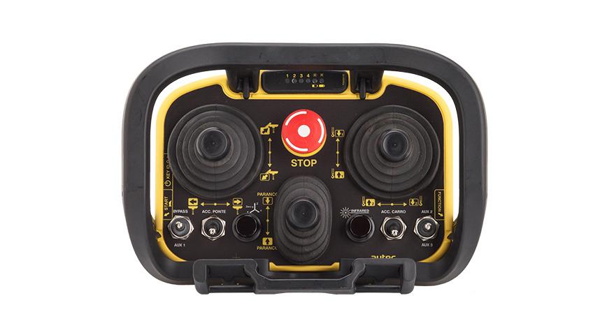 Logo Air Series Joystick Transmitting Units
