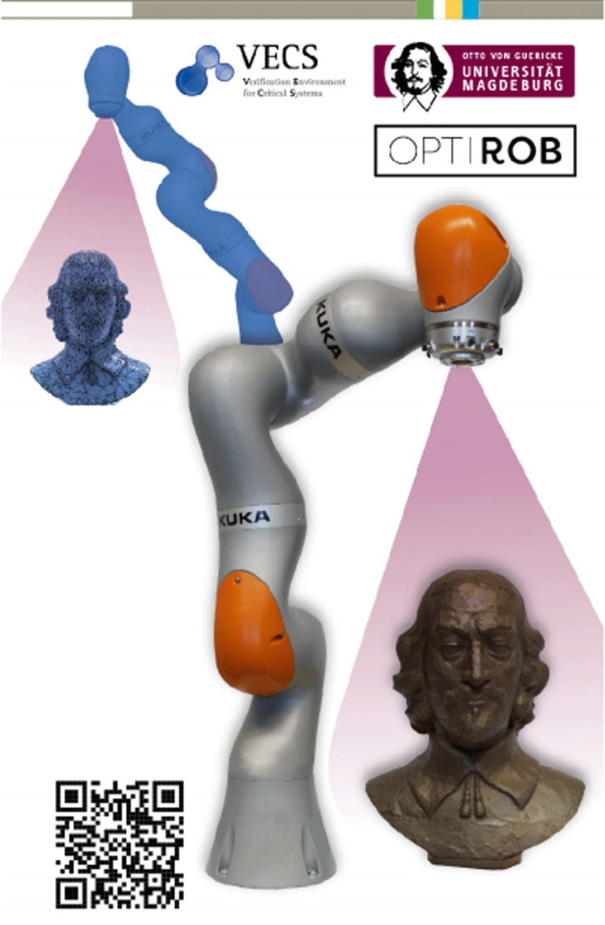 Logo OptiRob-Roboterprogrammoptimierung