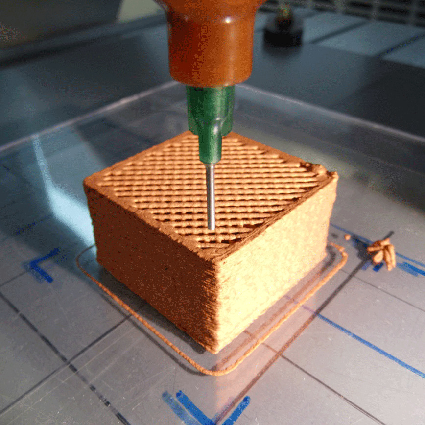 Logo 3D-Multimaterialdruck