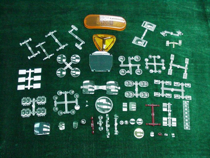 Logo Plastic Lens