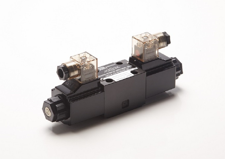 Logo Directional control valves; hydraulic