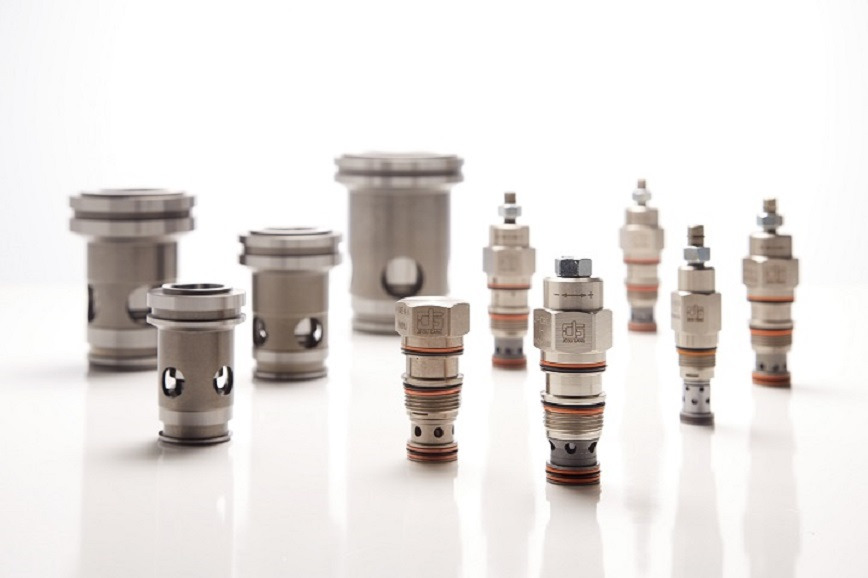 Logo Check or non-return valves; hydraulic