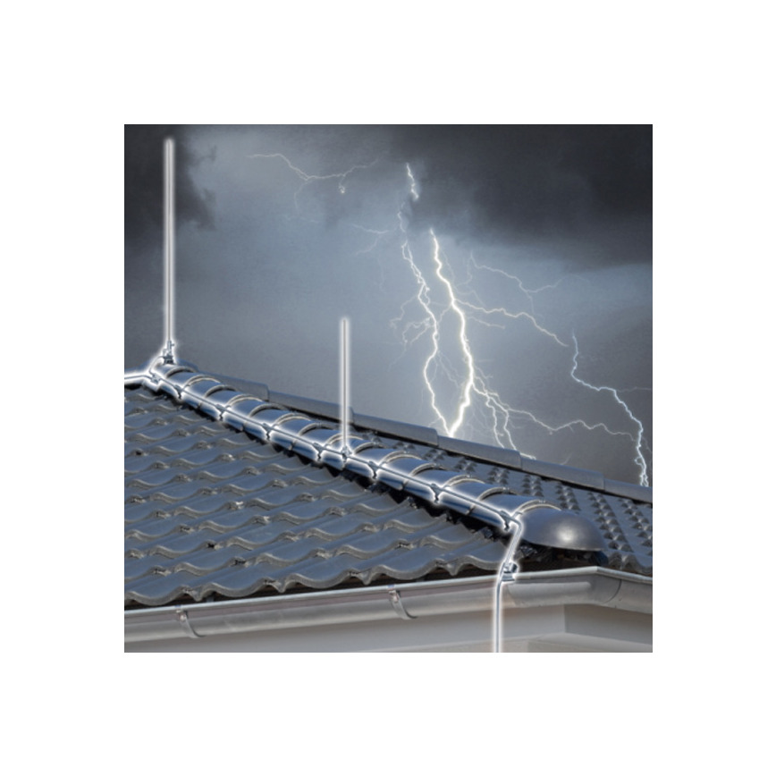 Logo Lightning Protection / Earthing
