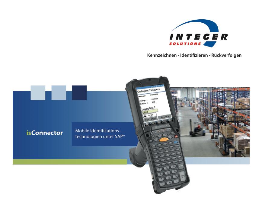 Logo Integer Solutions isConnector Integration von mobilen Lösungen in SAP