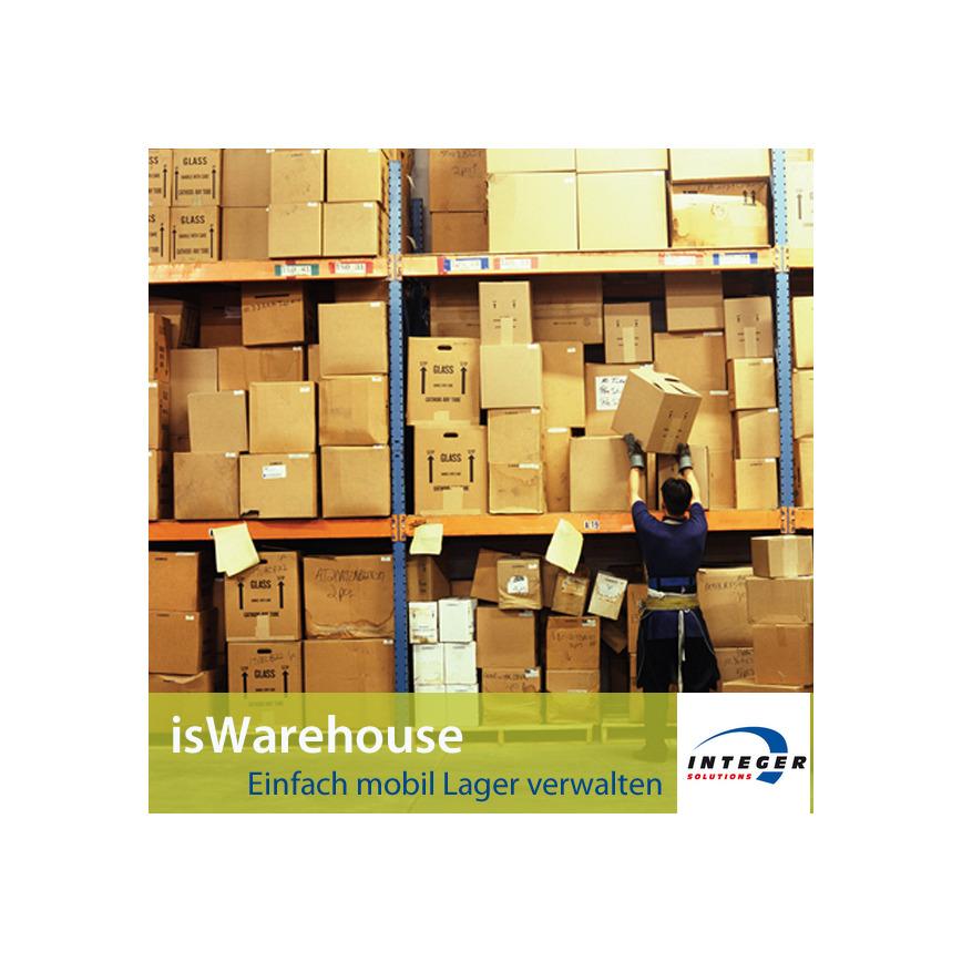 Logo isWarehouse