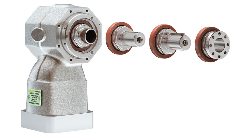 Logo The new BV Hypoid Gearbox