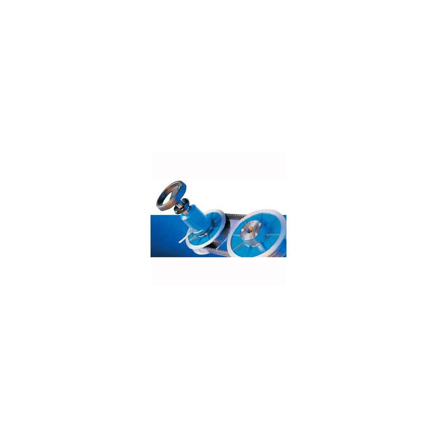 Logo Variable speed pulleys