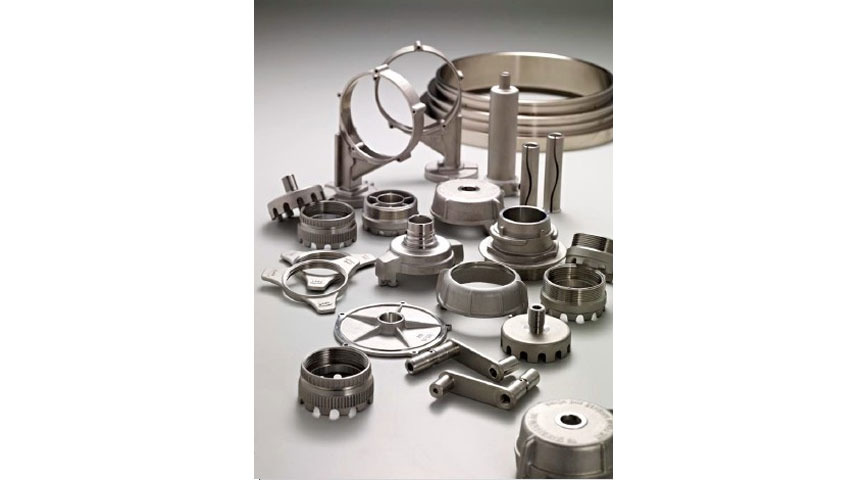 Logo Precision Customize Metal Parts
