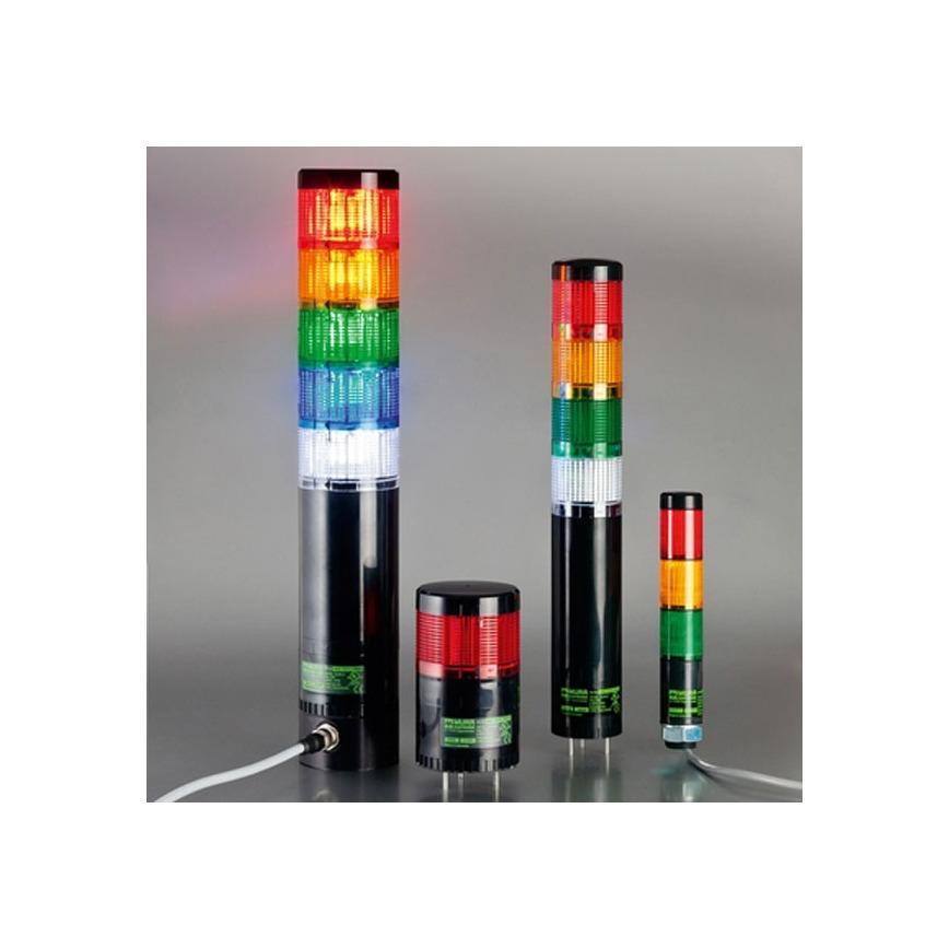 Logo Modlight-Signalsäulen - flexibel und leuchtstark