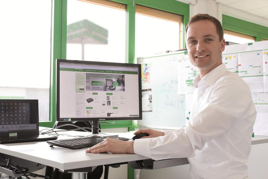 Logo Neuer Online-Shop
