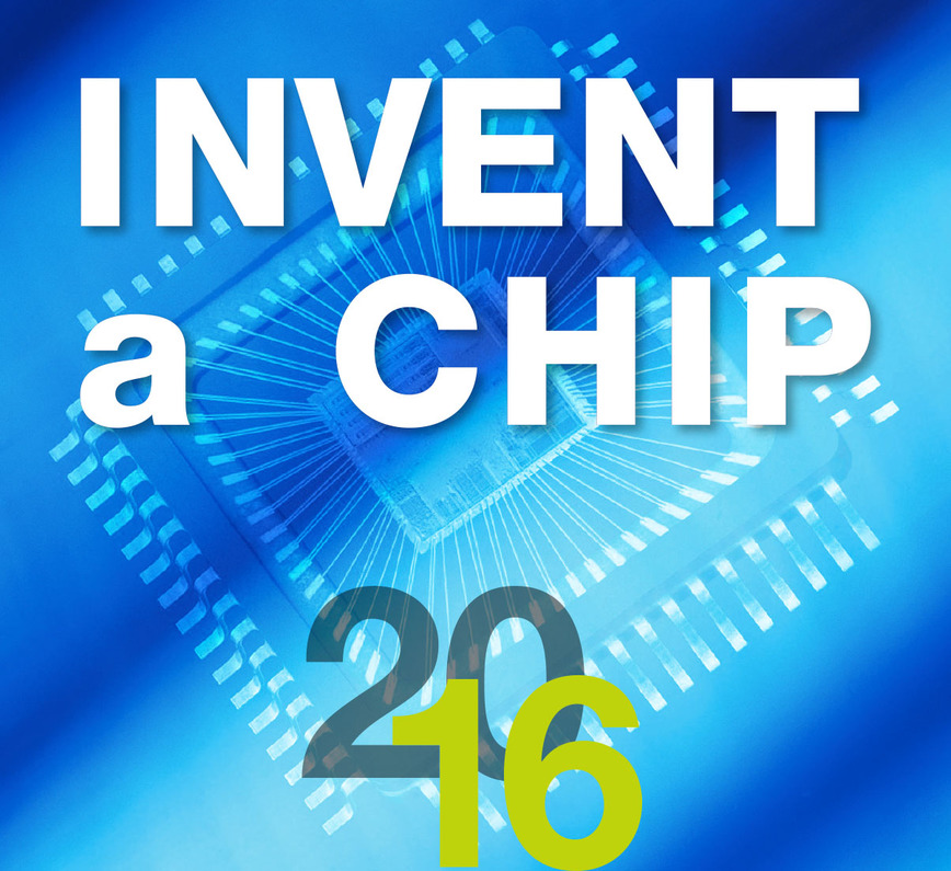 Logo Invent a Chip