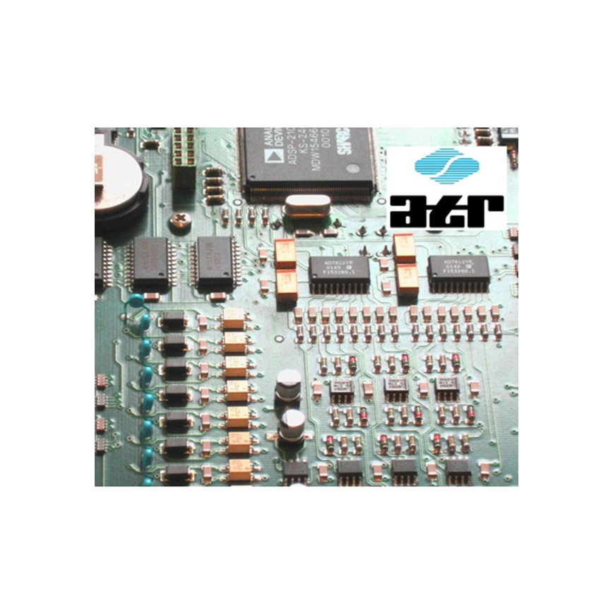 Logo Entwicklung von elektronischen Baugruppen