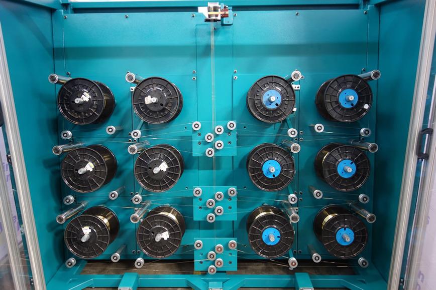 Logo Wire Wickelmaschine