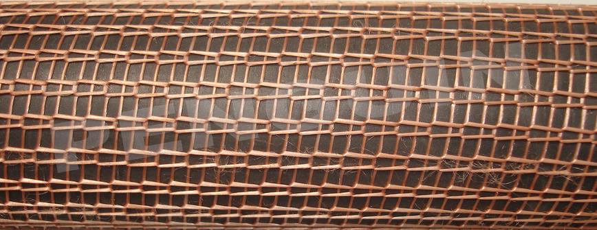 Logo Schlauch stricken cum spiraler