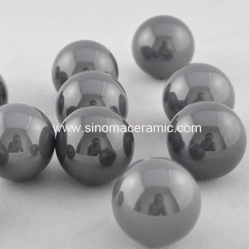 Logo Silicon Nitride ceramic balls and roller
