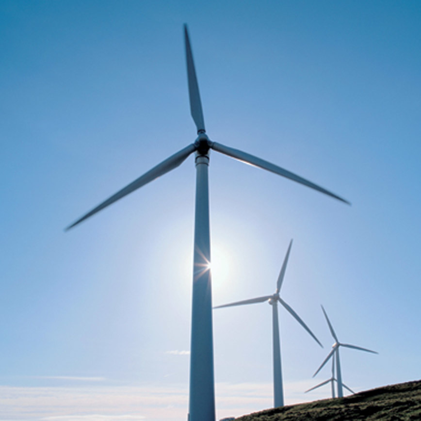 Logo Wind Turbines