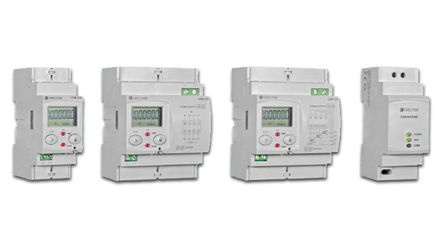 Logo CEM multifunction energy meters