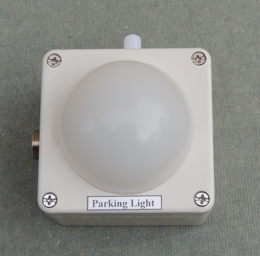 Logo Parking Guidance System (Wireless)