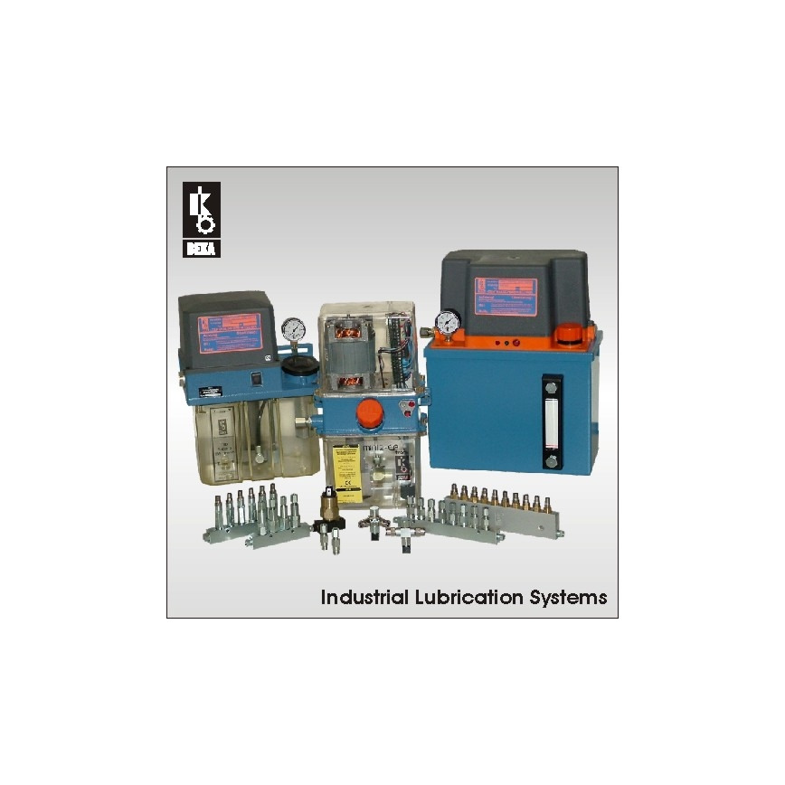 Logo Central lubrication systems