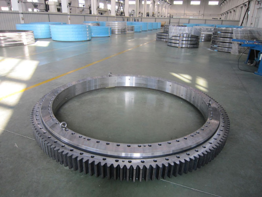 Logo Ladle Rotary Table Slewing Bearing