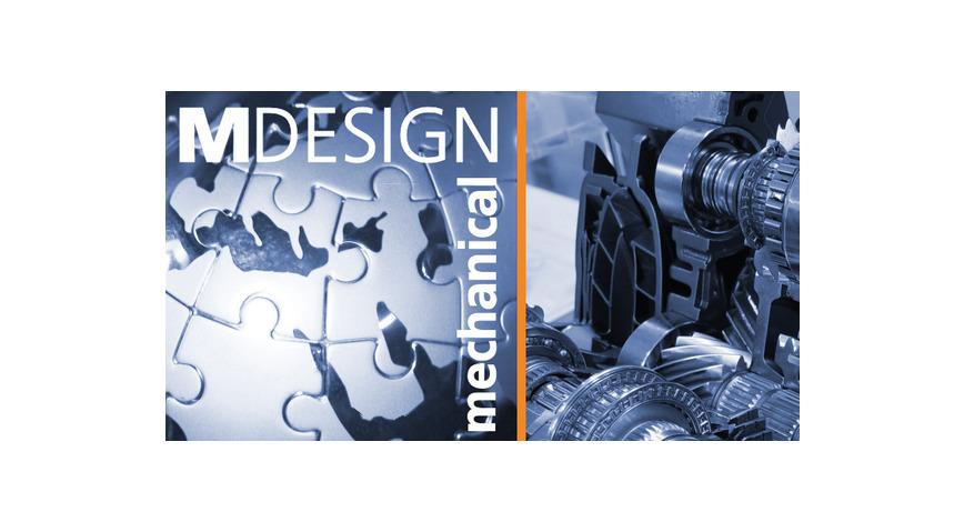 Logo MDESIGN mechanical