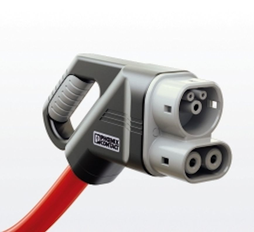 Logo E-Mobility-Steckverbinder