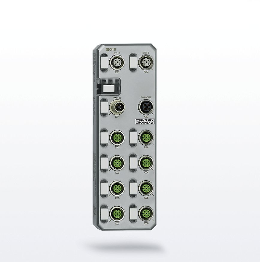 Logo Fieldbus components and systems