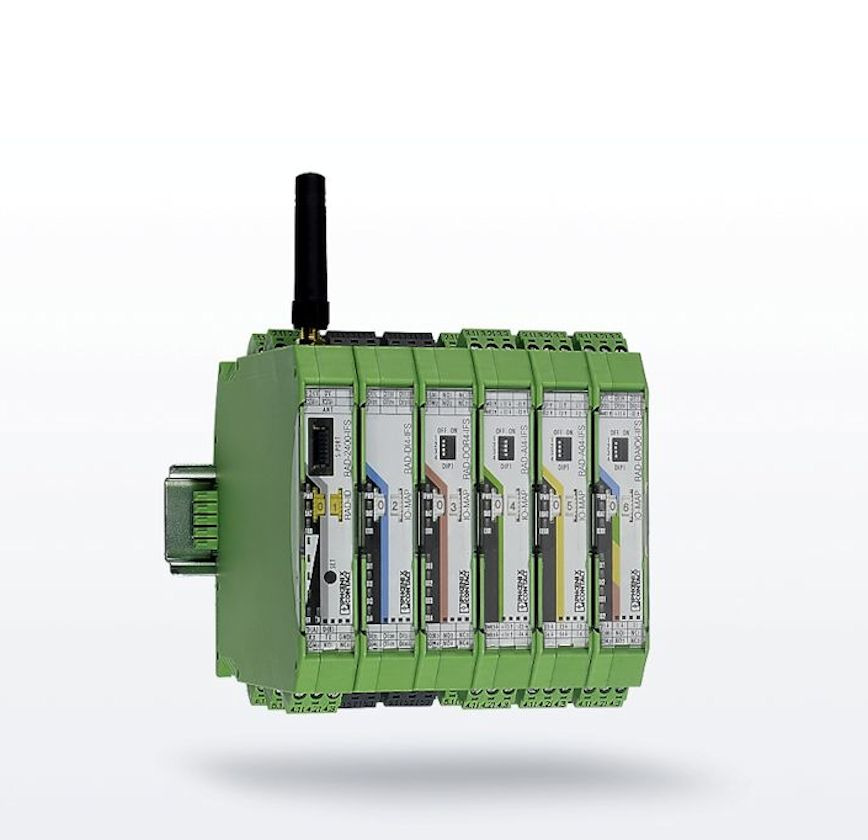 Logo Wireless Datenkommunikation